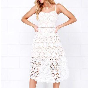 Lulu's Pinnacle of Prestige Dress Size XS